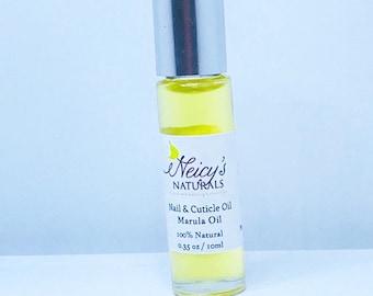 Nail & Cuticle Oil | 10ml | Roller Ball | Nail Care | Treatment Oil
