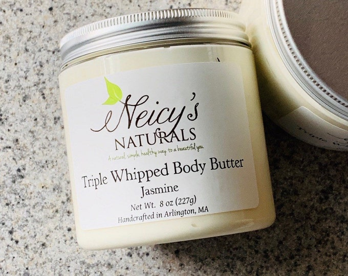 Triple Whipped Body Butter   Choose your scent   Natural   Marula Oil   Luxurious Body Butter