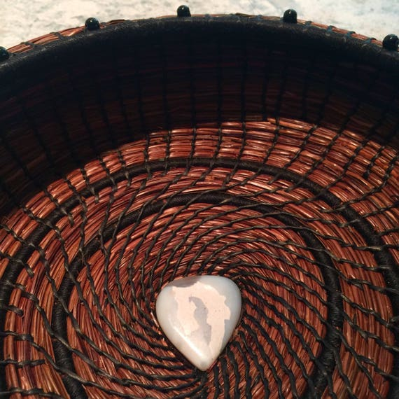 Tear Drop Basket