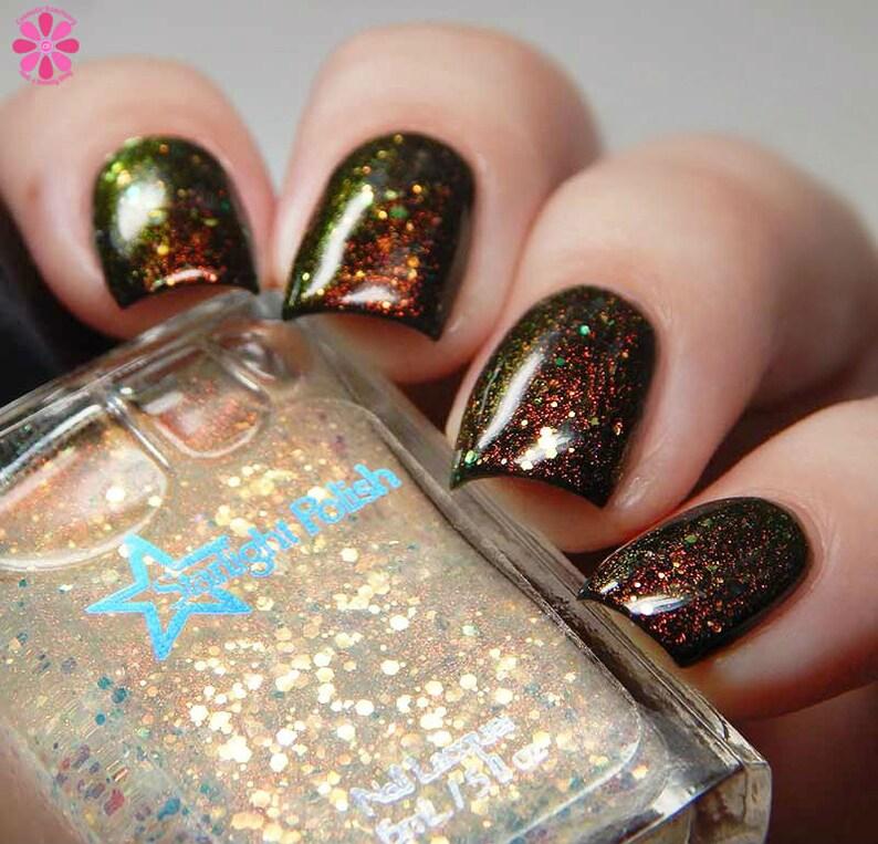 Phoenix Aurora Iridescent Color Shifting Glitter Shimmer | Etsy