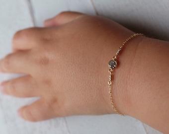 b8b8b2e25c9b3d baby bracelet-birthstone bracelet-baby boy gift-baby Girl gift-newborn  bracelet - baptism gift-christening gift-baby jewelry-godchild gift