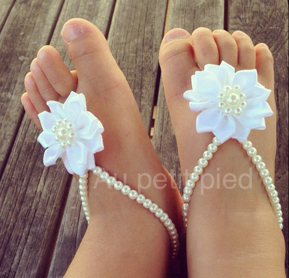 6ab9256171a3 Baby barefoot sandals