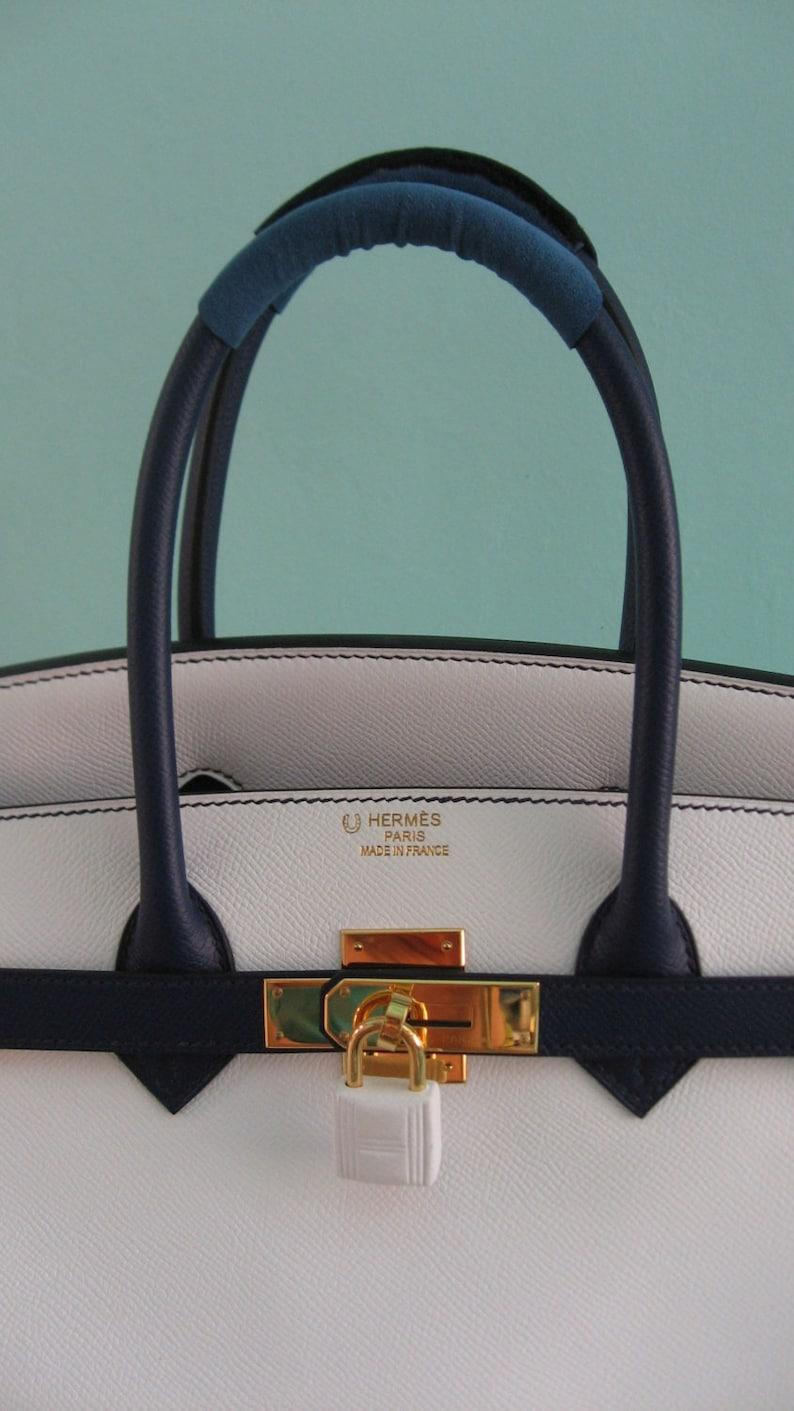 Bag handle cover purse strap wrap No Sacrifice® Love  c78935e187bb2