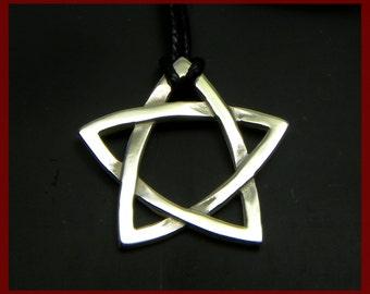 Celtic Star- pendant 925 silver