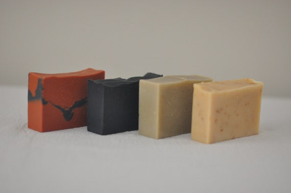 Bulk discount: 3 for 25 goat milk soaps