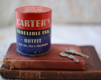 Cute Carters Indelible Ink Outfit Vintage