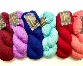35% Off Cascade 220 Worsted Wool Yarn 220 Yards
