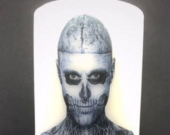 Zombie Boy Candle