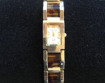 Harve Benard Tortoise Shell Watch