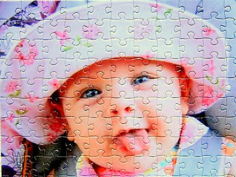 Personalized Photo Puzzle in a variety of piece counts. image 0