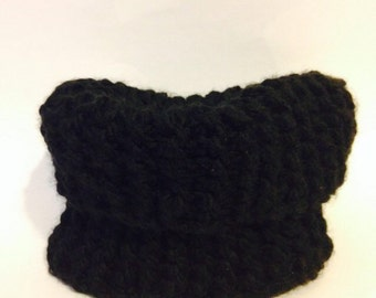 Ultra Warm Ultra Chunky Knit Neck Cuff