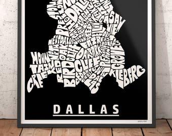 Dallas Art Etsy