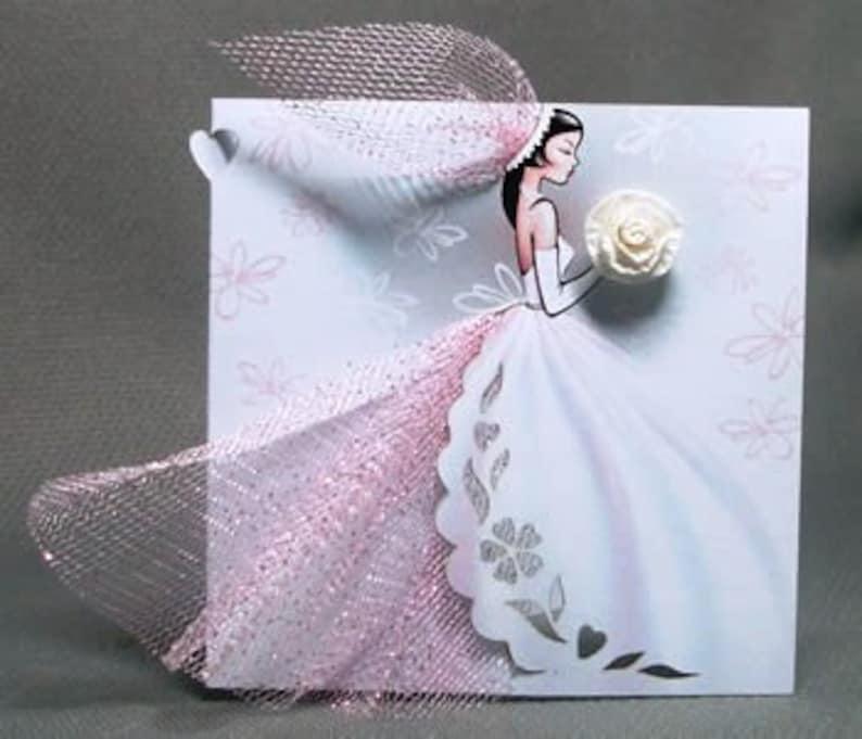 d62ac238e Invitaciones de boda nupcial hechas a mano