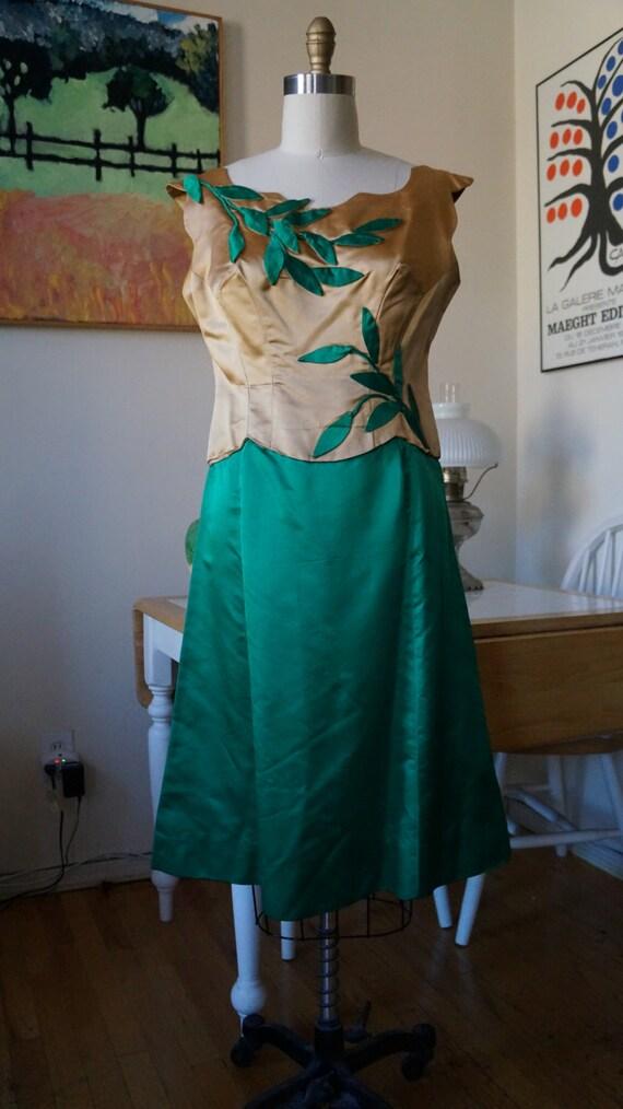 Vintage 1940s Dress Set / Sydell Fifth Avenue / 19