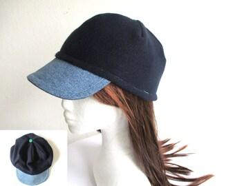 3fbb155f54d visor newsboy beanie sewing pattern pdf