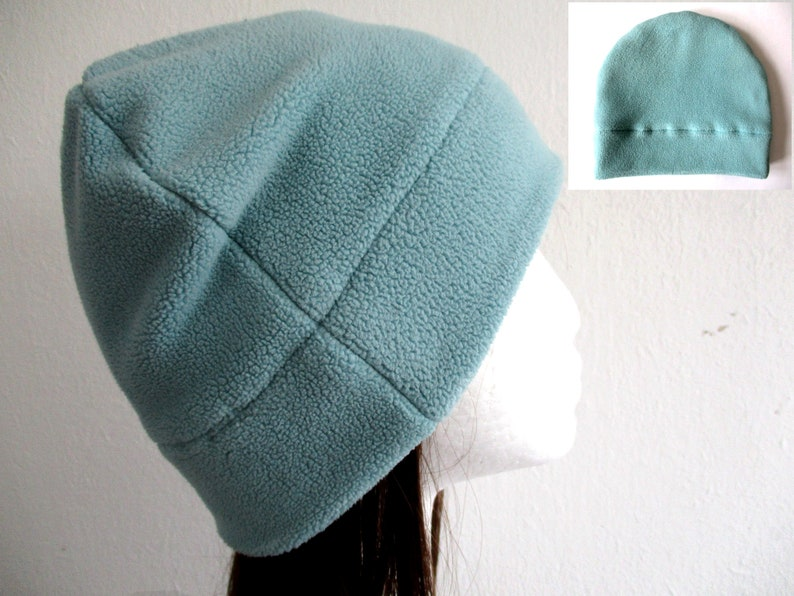 c1268fddb6d Chemo cap sewing pattern pdf fleece beanie winter cancer