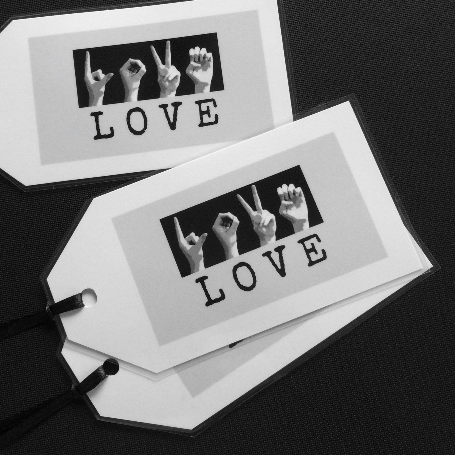 asl love bookmark inspirational quotes buy and get one