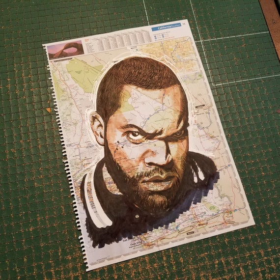Ice Cube Sketch Atlas