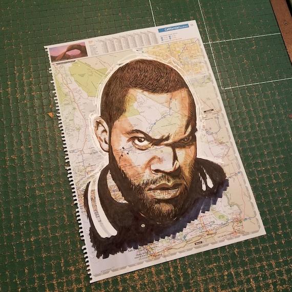 Ice Cube Sketch Atlas