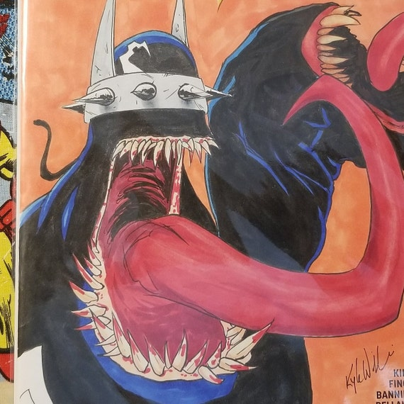 Batman #1 Blank Sketch Cover