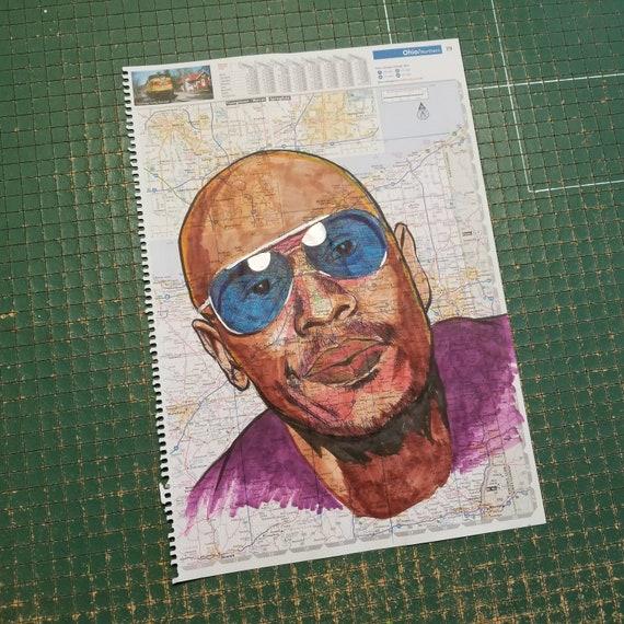Dave Chappelle Sketch Atlas