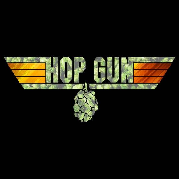 Hop Gun Tee
