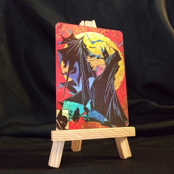 Batman 423 Mosaic  Holofoil Trading Card
