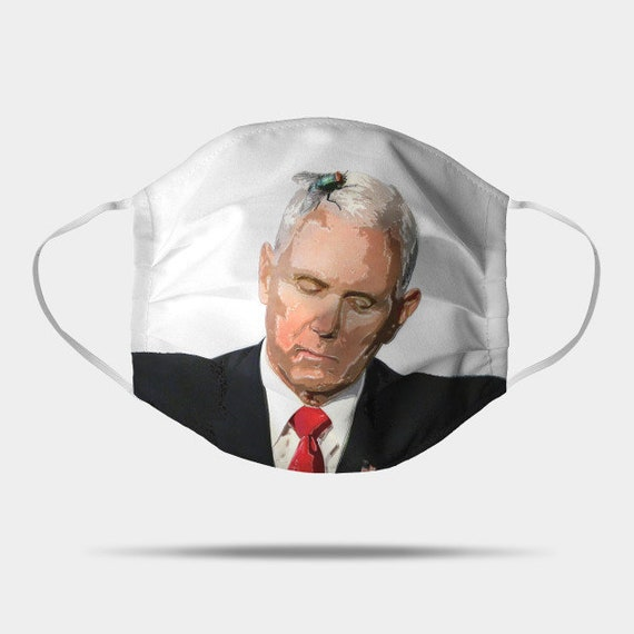 Lord of the Flies - Mike Pence Face Mask
