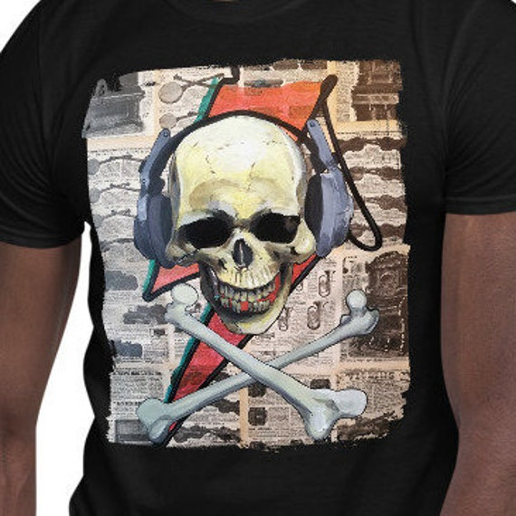 Legacy of Sound Skull Tee