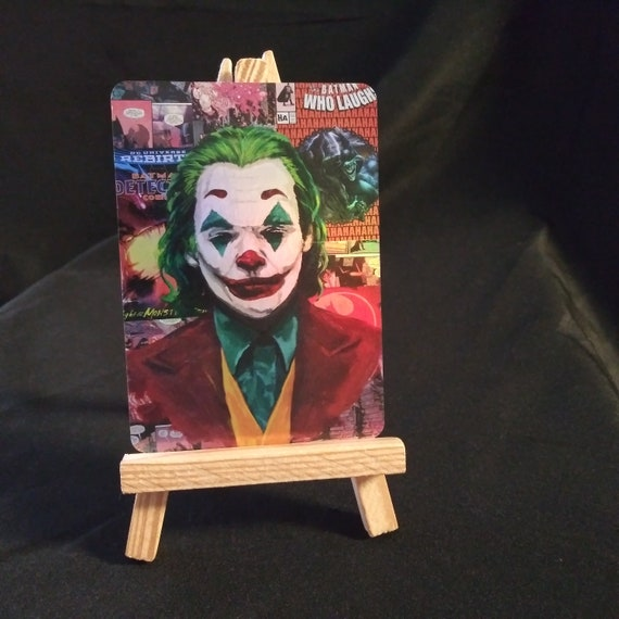 The Joker II Collage Holofoil Trading Card