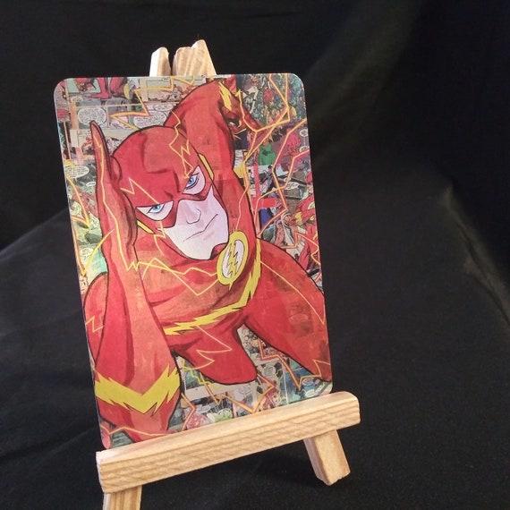 The Flash Holofoil Trading Card