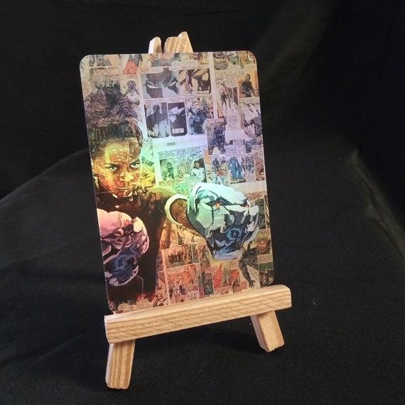 Shuri Black Panther Collage Holofoil Trading Card