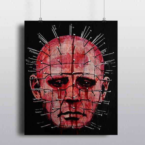Pinhead Fine Art Print