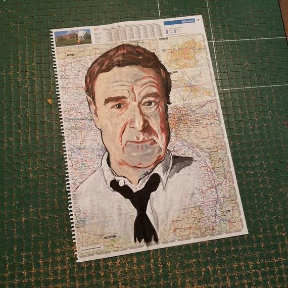 John Goodman Sketch Atlas