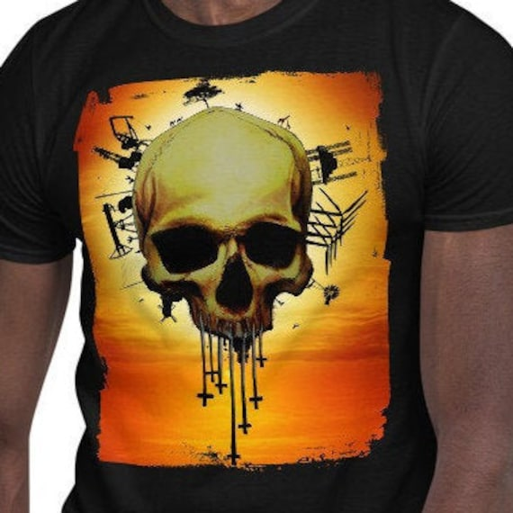 Skull of the Earth Tee