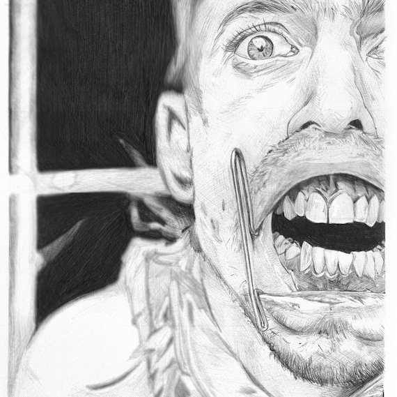 Maynard ballpoint Pen Illustration