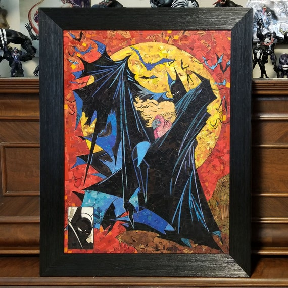 Batman 423 Mosaic