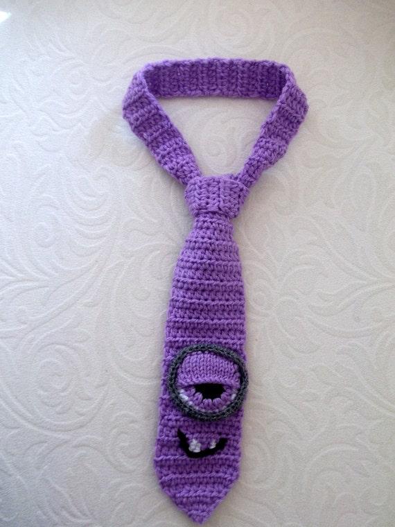 Corbata de ganchillo para bebés o niños pequeños-Crochet | Etsy