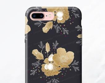 iPhone X Case iPhone 8 Case iPhone 7 Case Floral iPhone 7 Plus Case iPhone SE Case Tough Samsung S8 Plus Case Galaxy S8 Case FM11