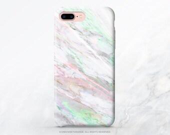 iPhone 8 Case iPhone X Case iPhone 7 Case Rainbow Marble iPhone 7 Plus Case iPhone SE Case Tough Samsung S8 Plus Case Galaxy S8 Case T53
