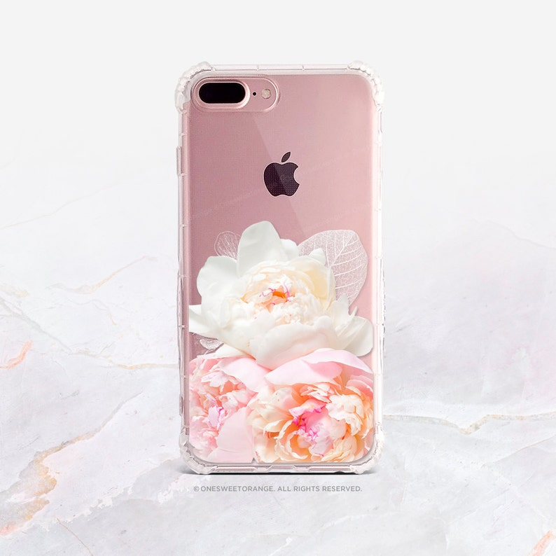 clear rubber iphone 8 case