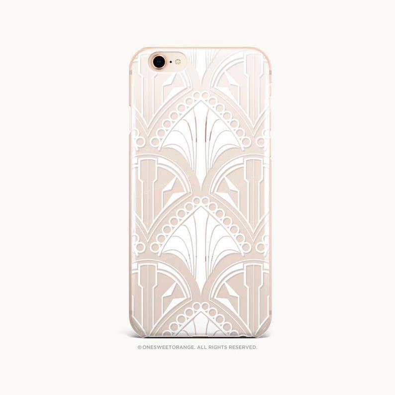 iphone 8 case art deco
