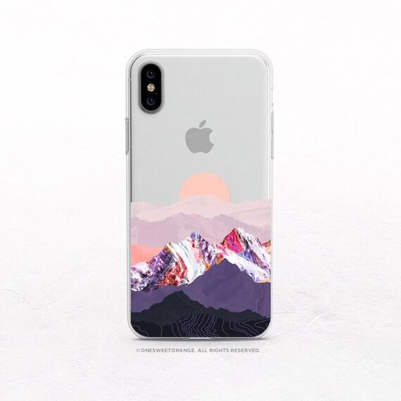iphone xs mountain case