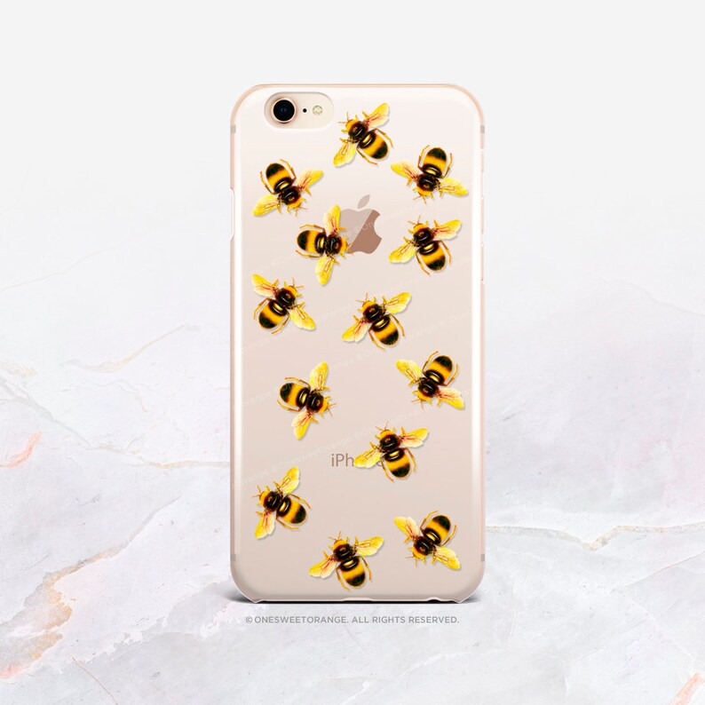 iphone xs case bee