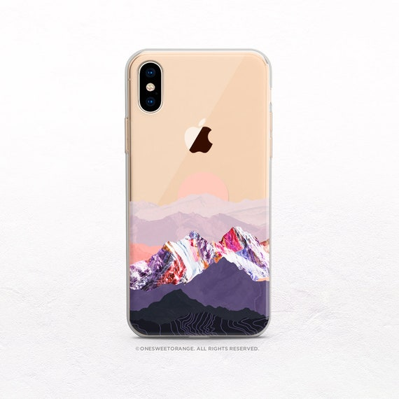 Northern forest iPhone 11 case