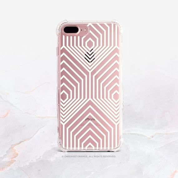 best website 23215 895ae Art Deco iPhone 8 Case iPhone X Case iPhone 7 Case Christmas GRIP Rubber  Case iPhone 7 Plus Clear Case iPhone SE Case Galaxy S8 Case U328