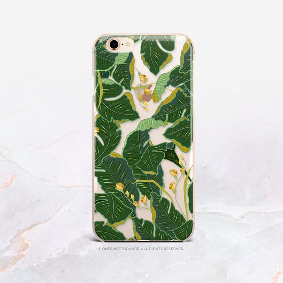 Tropical Tiger iPhone 11 case