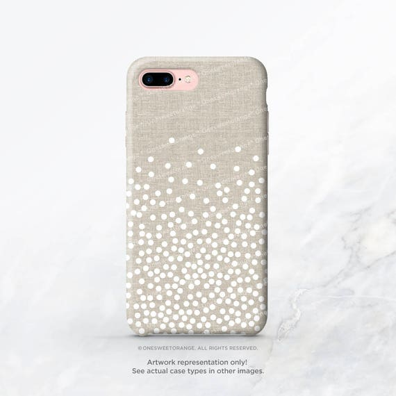 Iphone Xs Case Polka Dots Iphone Xs Max Case Iphone Xr Case Iphone X Case Iphone 8 Case Iphone 7 Case Samsung S9 Case Samsung S8 Case I164
