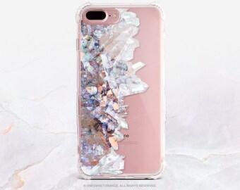 iPhone 8 Case iPhone X Case iPhone 7 Case Crystals Clear GRIP Rubber Case iPhone 7 Plus Clear Case iPhone SE Case Samsung S8 Plus Case U216