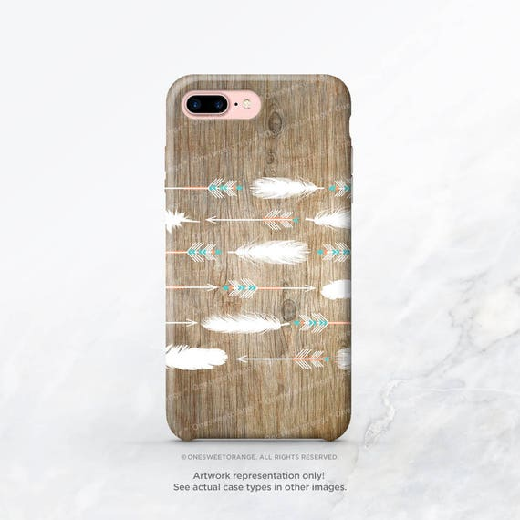 Arrows_Turquoise iPhone 11 case